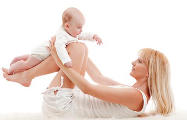 Giảm béo sau sinh thế nào là phù hợp ?