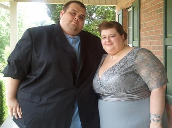 Nhật ký giảm cân của hai vợ chồng người Mỹ