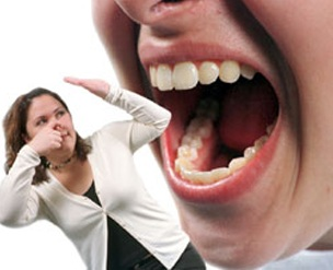 Làm cách nào để trị bệnh hôi miệng ?